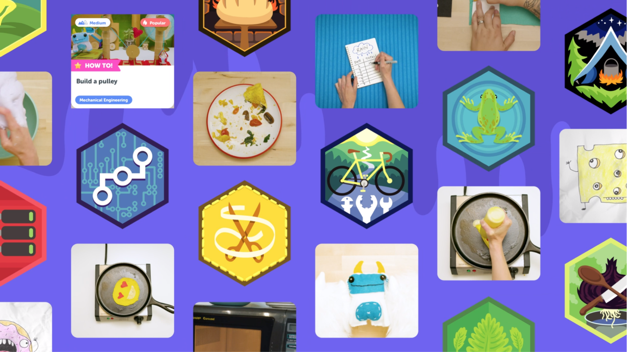 DIY org – Online Courses and Fun Projects for Kids